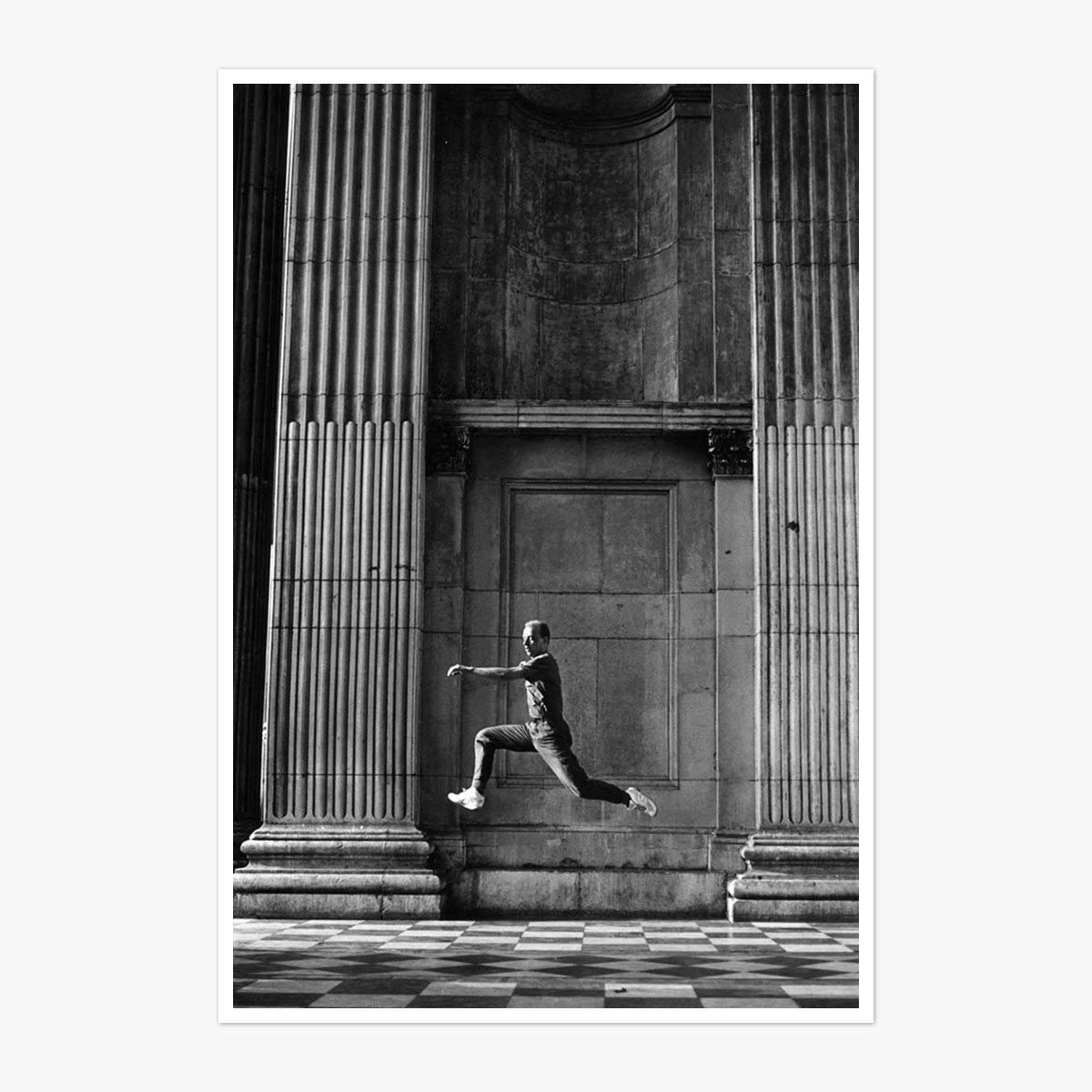 Albert van Nierop at Saint Paul's Cathedral by Bo Lutoslawski