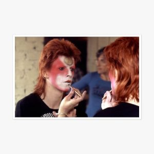 Bowie Makes Up by Roger Bamber