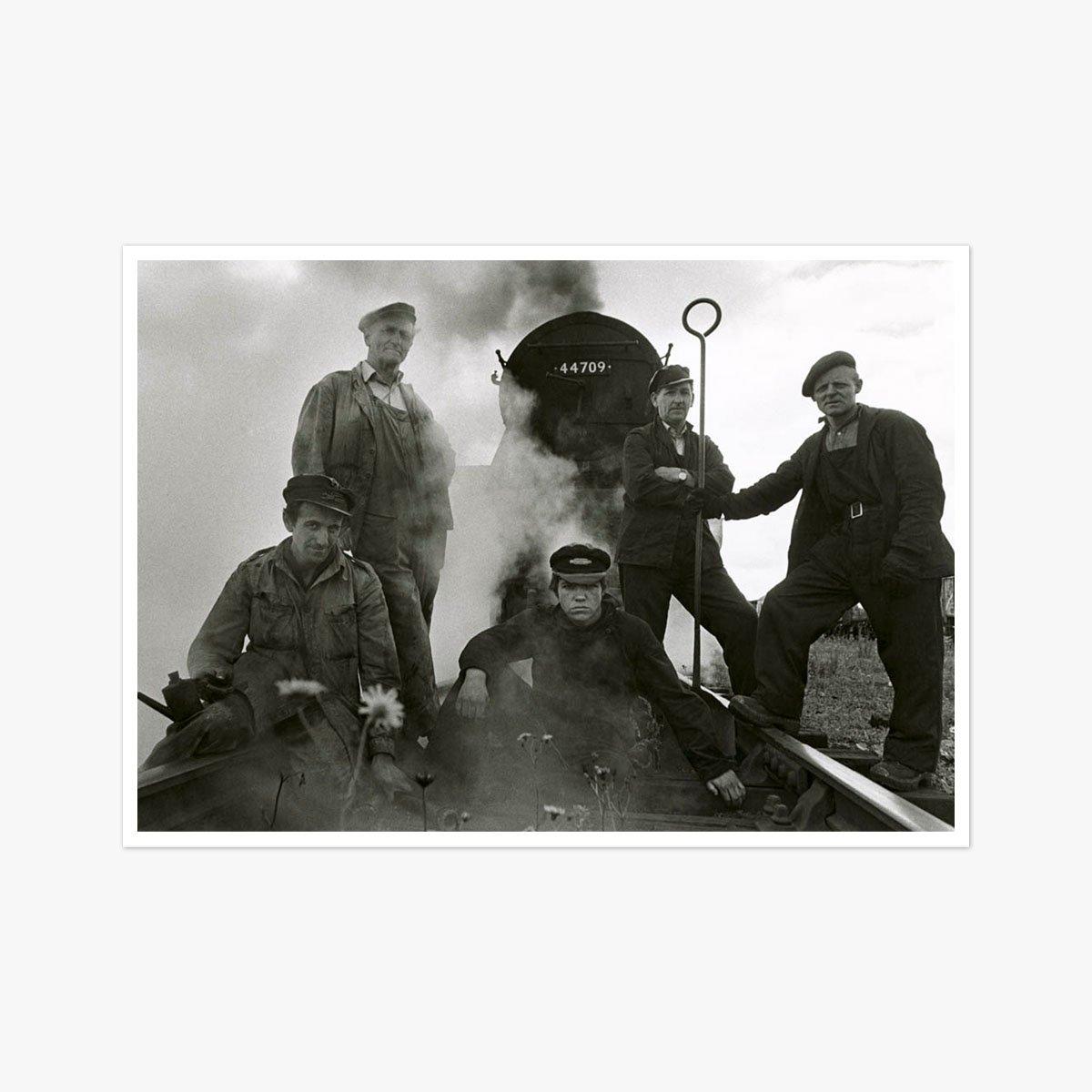 Five Railwaymen by Roger Bamber