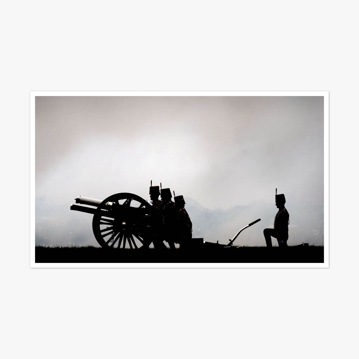 41 Gun Salute by Andy Paradise