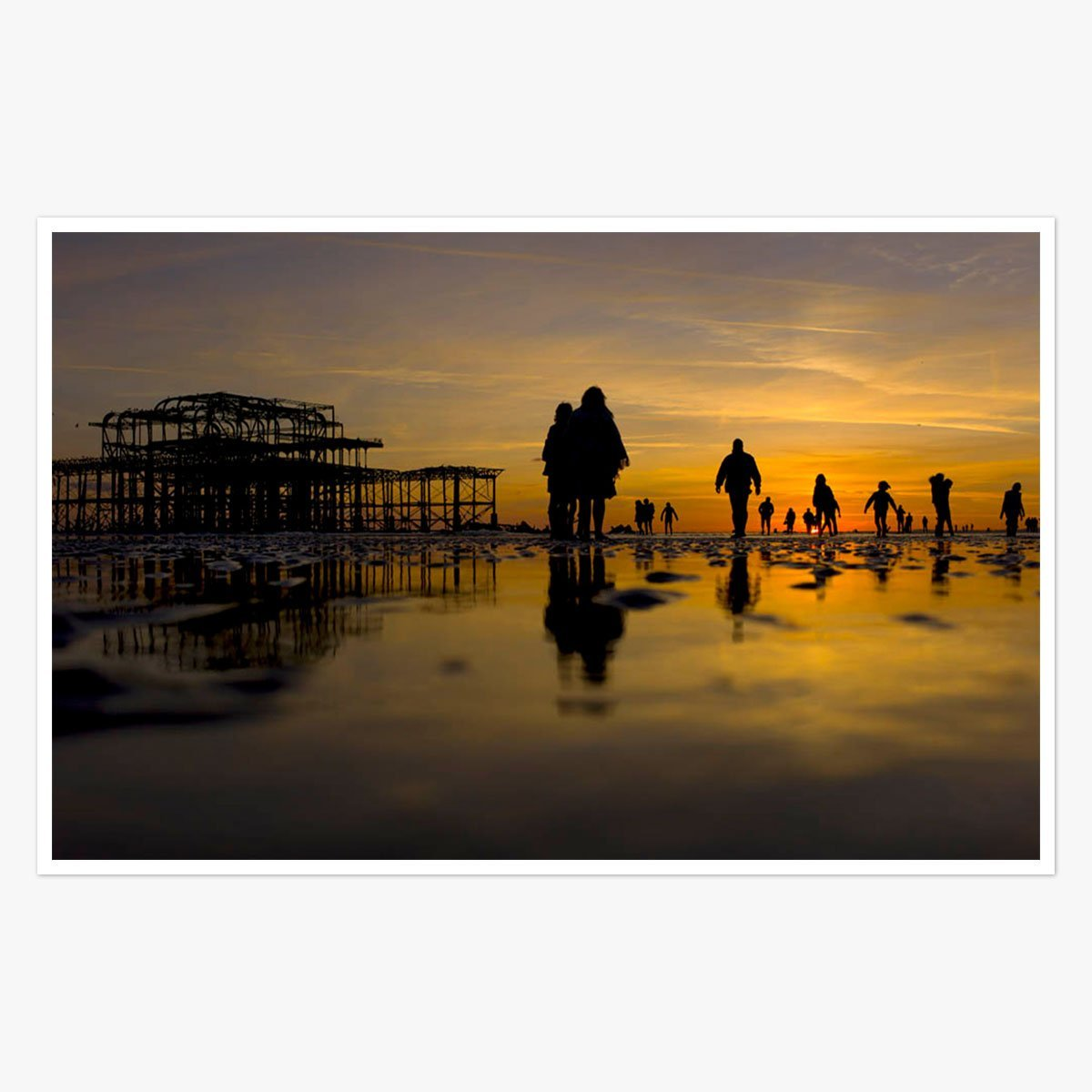 Brighton, Sussex by Brian Harris