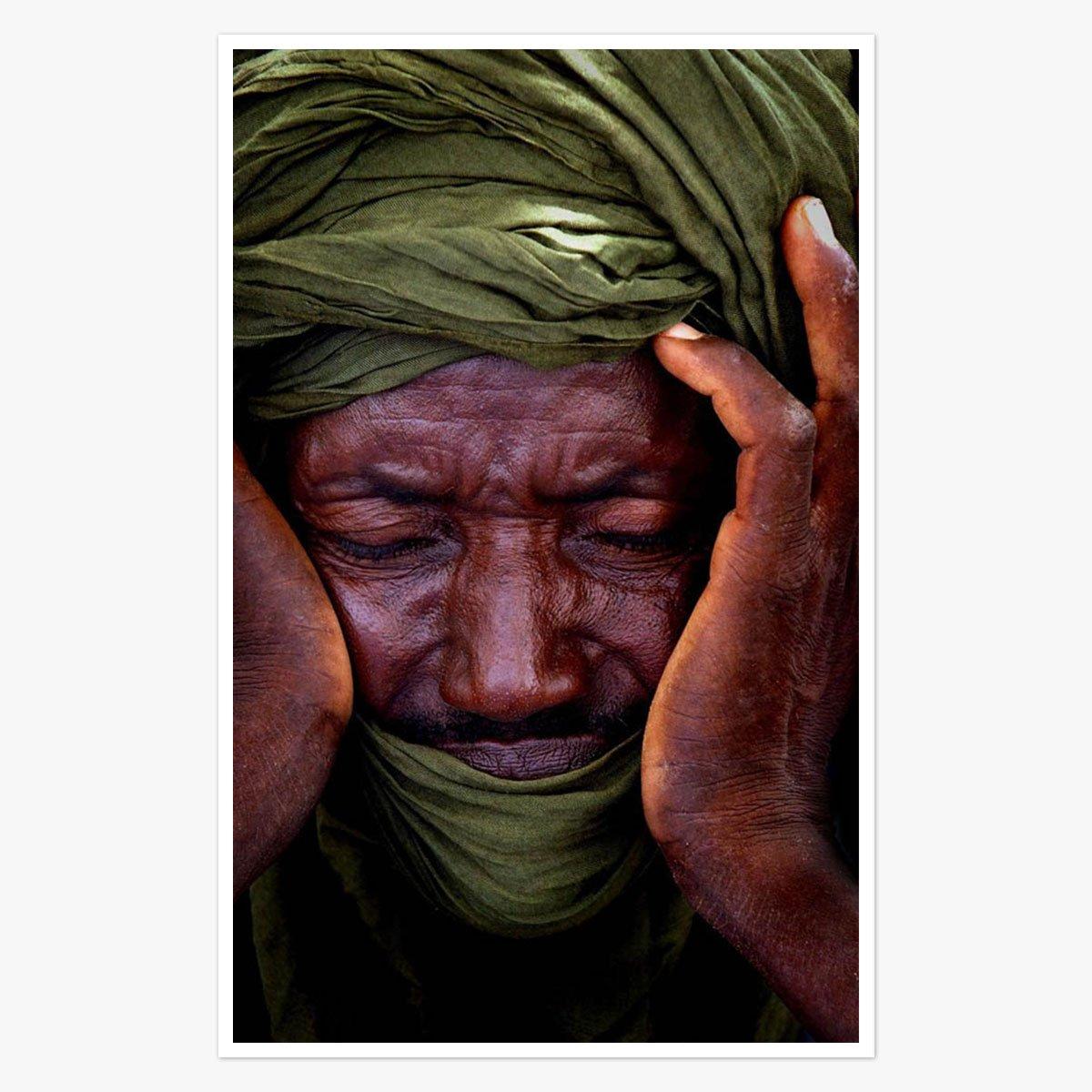 A Niger Tuareg Member by Tom Pilston