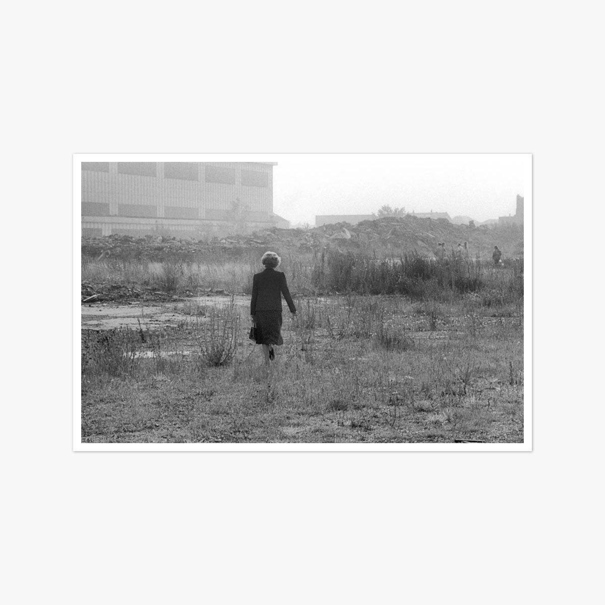 Thatcher on Teeside by John Voos